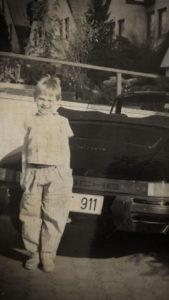 speedialists Sebastian Seifert als Kind